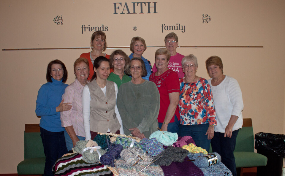 Stitches From The Heart (Prayer Shawl Ministry)